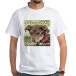 Adopt A Dog! White T-Shirt