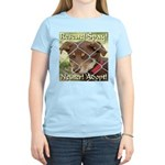 Adopt A Dog! Women's Light T-Shirt
