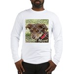Adopt A Dog! Long Sleeve T-Shirt