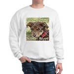 Adopt A Dog! Sweatshirt