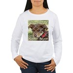 Adopt A Dog! Women's Long Sleeve T-Shirt