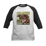 Adopt A Dog! Kids Baseball Jersey