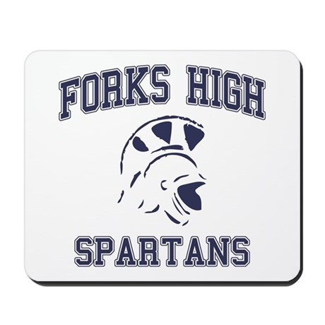 Forks High Spartans Mousepad
