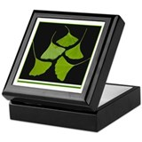Ginkgo Keepsake Boxes