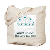 Miss Sierra Vista 2008 Anna Chinen Re-Usable Bag