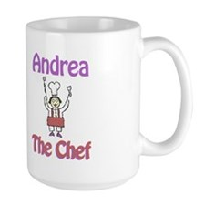 Andrea - The Chef Mug