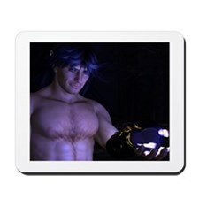 Darien w/Travel Orb Mousepad