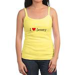 I Love Jenny Jr. Spaghetti Tank