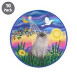 "Twilight / Ragdoll 3.5"" Button (10 pack)"