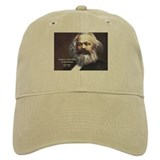 Karl Marx Religion Opiate Masses Baseball Cap