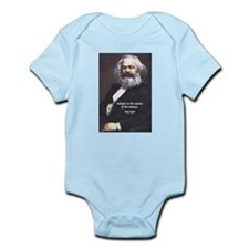 Karl Marx Religion Opiate Masses Infant Creeper