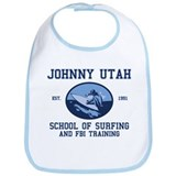 johnny utah surfing school Bib