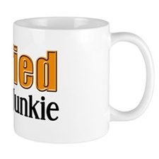 Certified Disc Golf Junkie Mug