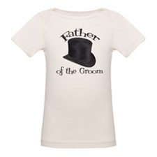 Top Hat Groom's Father Tee