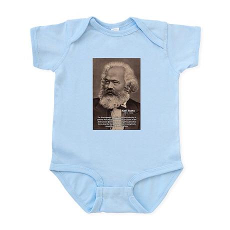 Civilization and Marx Infant Creeper