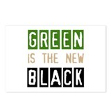 Green is the New Black Postcards (Package of 8)