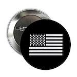 Black Beer Flag Button