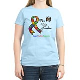 Autism Support Grandson T-Shirt