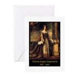 Victoria Regina Greeting Cards (Pk of 10)