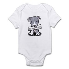 Pit Happens Infant Bodysuit