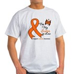 Leukemia Ribbon Sister-in-Law Light T-Shirt