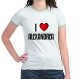 I LOVE ALEXANDREA T
