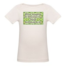 Cute Grandma baby shower Tee