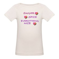 Sugar Spice Everything Nice Tee