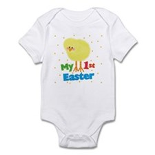 My 1st Easter Chick Infant Bodysuit