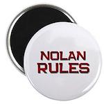 nolan rules Magnet