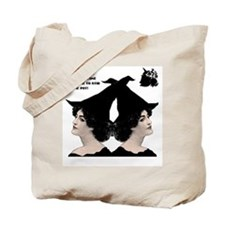 Unique Witchcraft Tote Bag