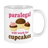 Funny Paralegal Coffee Mug