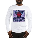 Full Blessings Hamsa Long Sleeve T-Shirt