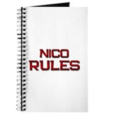nico rules Journal
