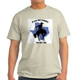 If You Ain't Country... Ash Grey T-Shirt