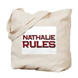 nathalie rules Tote Bag