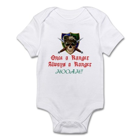Range for Life Infant Bodysuit