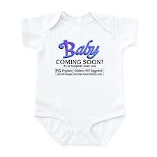 Baby - Coming Soon! Infant Bodysuit