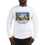 ID Mt. Rushmore Long Sleeve T-Shirt