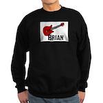 Guitar - Brian Sweatshirt (dark)