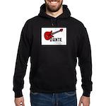 Guitar - Dante Hoodie (dark)