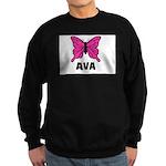 Butterfly - Ava Sweatshirt (dark)
