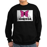 Butterfly - Marissa Sweatshirt (dark)