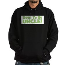 Soon To Be Uncle! Green Hoodie