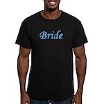 Bride Men's Fitted T-Shirt (dark)