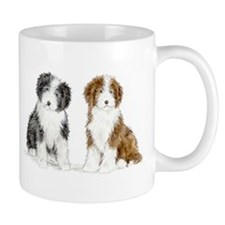Unique Bearded collie Mug