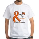 Leukemia Ribbon Husband Shirt