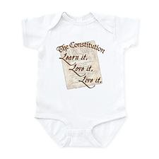 Conservatives Unite! Infant Bodysuit