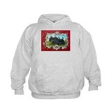 Vintage Scottish Terrier Hoodie