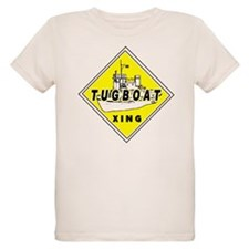 Tugboat Xing sign T-Shirt